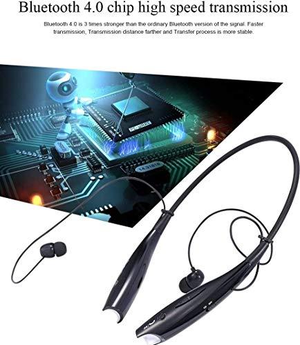 ONKARONUS Wireless Neckband Bluetooth Earphone Headset Earbud Portable Headphone Handsfree and weat Proof Rechargeable Mini Invisible S530-1 Kaju Bluetooth Headset Single in-Ear Earpiece Earphone TODAY OFFER ON AMAZON