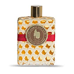St Johns Bay Rum Cologne/Aftershave Lotion 8 Oz Splash VIP Sized. The Best Smelling Fragrance for Men. Handcrafted. Bay Leaf Oils, Premium Spices in U.S.V.I. Popular Fragrance for Guys for 70 Years.  Image