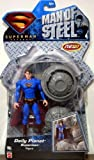 Daily Planet Superman Action Figure - 2007 Superman Returns Man of Steel Series