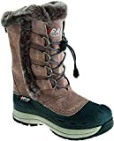Baffin Chloe Womens Snowmobile Boots Taupe/Brown 8