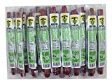 100% Grass-Fed, Paleo Friendly Beef Sticks: MSG, Gluten and Soy Free, Never Given Antibiotics or Hormones (Original, 12-Count, 1-oz Stick)