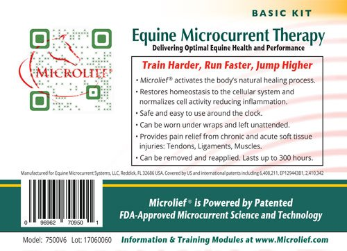 Microlief-Under-Wraps-Natural-Pain-Relief-Therapy-Patch-for-Equine-Injury-Prevention-Treatment-Recovery-and-Rehabilitation