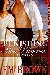 Indulge your inner wanton…Miss Primrose needs to be punished.A member of the wickedly wanton Inn of the Red Chrysanthemum, where the most taboo and illicit pleasures are indulged, Miss Primrose—or Mistress Primrose, as she prefers—left Nicholas Edelt...