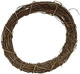 Darice 1-Piece Grapevine Wreaths, 8-Inch