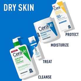 Body and Face Moisturizer for Dry Skin