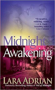 Midnight Awakening Rosa Cover