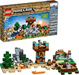 LEGO Minecraft The Crafting Box 2.0 21135 Building Kit (717 Pieces)