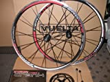 Vuelta ZeroLite Road Comp Wheel Set, 700c