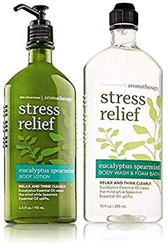 Image result for bath and body works aromatherapy stress relief