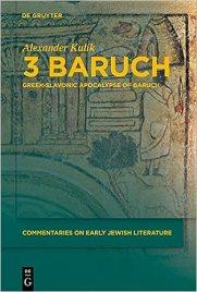 3 (Greek Apocalypse of) Baruch