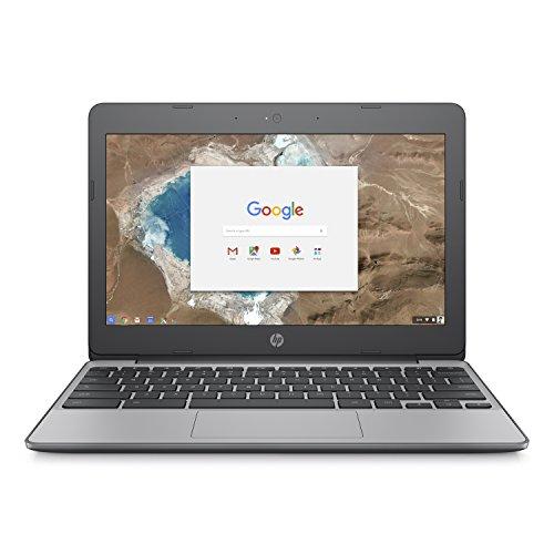 HP Chromebook, Intel Celeron N3060, 4GB RAM, 16GB eMMC with Chrome OS (11-v010nr)