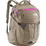 The North Face Womens Recon Backpack Blackberry Wine / Chambray Blue