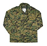 Product review of Rothco M-65 Field Jacket - Woodland Digital