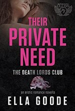 Their Private Need by Ella Goode