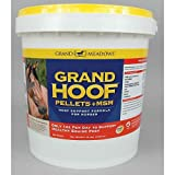 Product review for GRAND HOOF PELLETS PLUS MSM - 10 LB