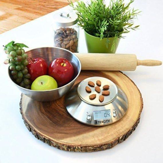 ETEKCITY Digital Kitchen Food Scales