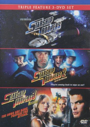 Starship Troopers 1-3 [Importado]