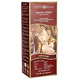 Surya Brasil Products Henna Cream, Mahogany, 2.37 Fluid Ounce