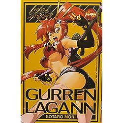 Gurren Lagann - Caixa com Volumes de 1 a 4