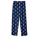 Product review for Youth Boys 8-20 NBA Warriors Sleepwear All Over Print Pant