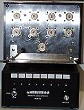 RCS-10 RCS10 Original Ameritron 8 Position Remote Antenna Switch