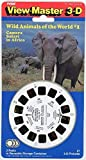 View Master Classic Wild Animals of The World #1 - 3 Reel Set for Classic ViewFinder Viewer