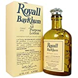 Royall Bayrhum Of Bermuda By Royall Fragrances For Men. All Purpose Lotion Spray / Splash 4.0 Oz.