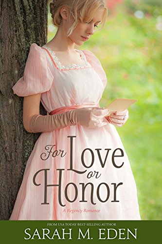 For Love or Honor by [Eden, Sarah M.]