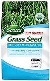 Scotts Turf Builder Grass Seed - Kentucky Bluegrass Mix, 7-Pound (Not Sold in Louisiana)