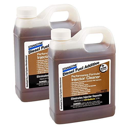 Stanadyne Diesel Injector Cleaner   2 Pack of 32oz jugs   Stanadyne # 43566