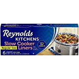 Reynolds Kitchens Premium Slow Cooker Liners - 13 x 21', 6Count
