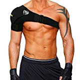 Babo Care Shoulder Stability Brace with Pressure Pad Light and Breathable Neoprene Shoulder Support for...