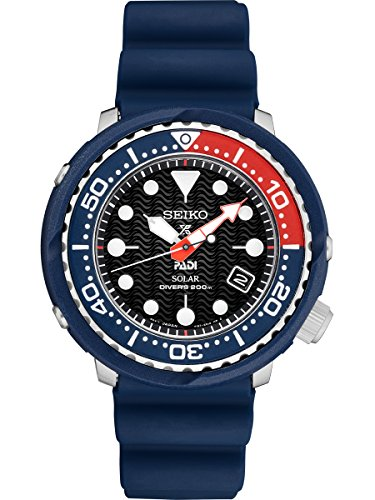 Seiko PADI Special Edition Prospex Solar Dive Watch