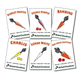 Rebel Gardens Heirloom Carrot Seeds - 6 Varieties of Organic Non GMO Carrots for Planting