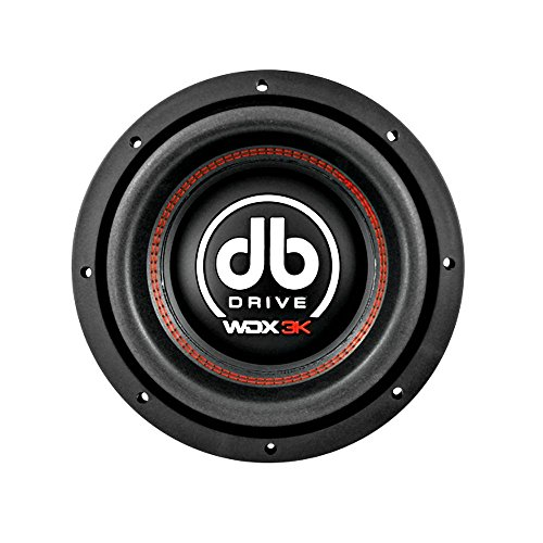DB Drive 1500 Watts Dual 4 Ohm Voice Coil Car Audio 10' Competition Subwoofer