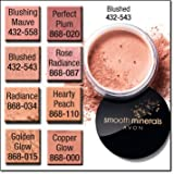 AVON Smooth Minerals Powder Blush - Hearty Peach