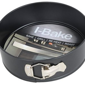 I-Bake 4 INCH Non Stick Spring Form, Multi-Colour 51udHEgdpoL