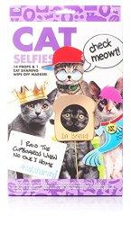 NPW-USA NP21370 Selfie Photo Props, Cat