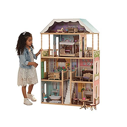 KidKraft Charlotte Dollhouse with Furniture