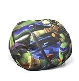 "Product review for Nickelodeon Teenage Mutant Ninja Turtles Nylon Toddler Bean Bag, 60"""