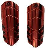adidas Ghost Pro Shin Guards, Bright Red, Medium