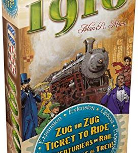 Ticket to Ride: USA 1910 Expansion 51uq9wep 2BRL