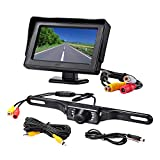 Backup Camera Monitor Kit for car, universal...