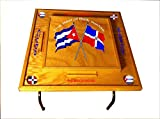 Product review for Dominican Republic & Cuba Domino Table