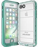 Pelican Marine Waterproof iPhone 7 Case (Teal/Clear)