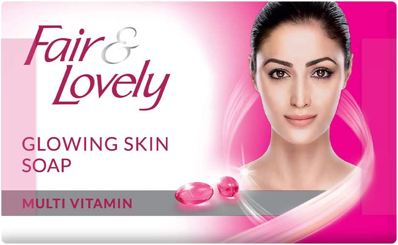 Fair & Lovely Multivitamin Glowing Skin Soap 125 g each (Buy 3 Get 1 Free)