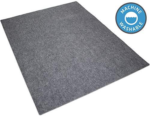 Drymate Jumbo Premium Cat Litter Mat (47' x 36', Charcoal) Litter Trapping Mat
