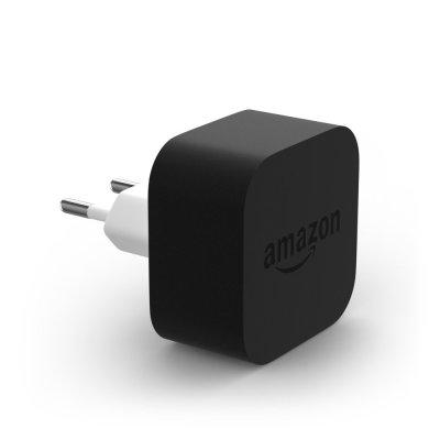 Offizielles Amazon PowerFast 9 W-USB-Ladegerät und Netzteil für Kindle eReader, Fire-Tablets und Echo Dot