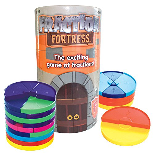 Fraction Fortress Board Games