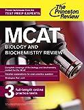 MCAT Biology and Biochemistry Review: New for MCAT 2015 (Graduate School Test Preparation)